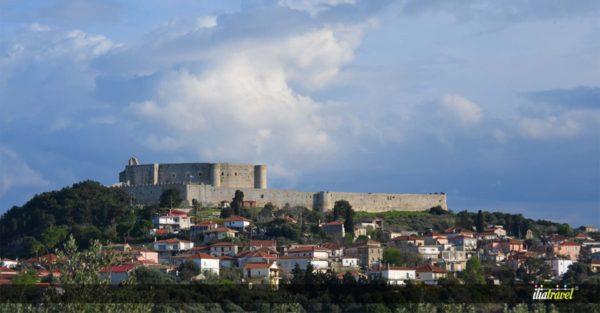 Chlemoutsi Castle 2